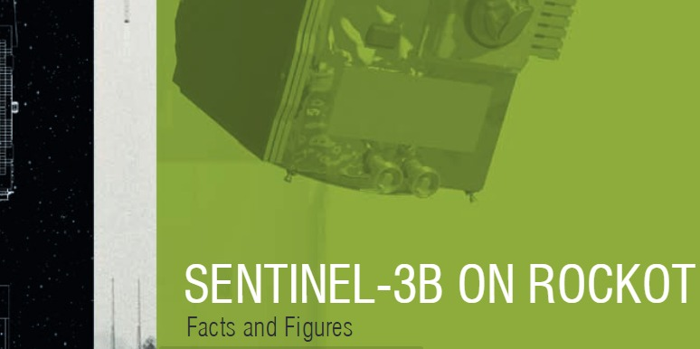 PDF. Rockot - Sentinel-3B Launch Press Kit